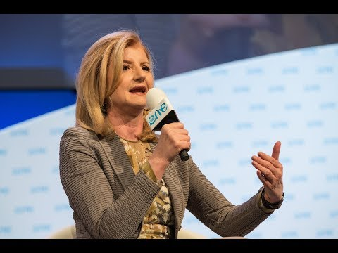 The Third Metric Special Session With Arianna Huffington - The One Young World Summit 2013