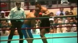 Mike Tyson Vs. William Hosea