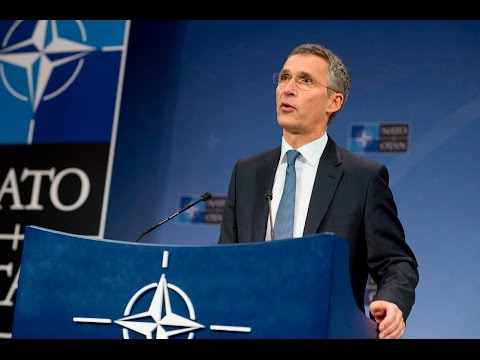 NATO Secretary General - Press Conference, Defence Ministers Meeting, 11 FEB 2016, Part 1/2