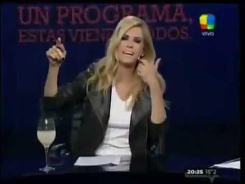Viviana Canosa apuró a Ángel de Brito: Te espero a las 13.30 en la mediación en Tribunales