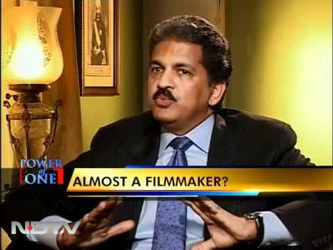 Anand Mahindra lauds Raju's creative vision