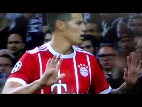gol de james sin celebrarlo--bayern munich  vs real madrid-- 1 de mayo thumbnail