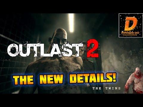 Outlast 2: НОВЫЕ ПОДРОБНОСТИ И ВОЗМОЖНОЕ DLC!