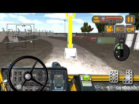 construction tractor simulator обзор игры андроид game rewiew android