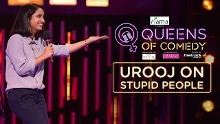 Conflict of Opinion and Stupid People by Urooj Ashfaq | Rise By TLC