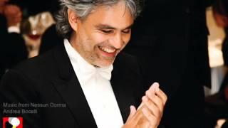 Turandot Nessun Dorma Andrea Bocelli