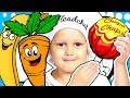 Игрушечная еда против настоящей ВЛАДЕЛЕЦ СУПЕРМАРКЕТА Все как в настоящем магазине Видео для детей mp3