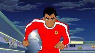 Supa Strikas - Cuju Legend