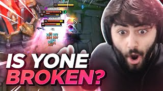 Yassuo | IS YONE BROKEN?!? MOE'S FIRST GAME!!!