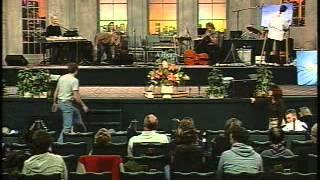 Workshop 4 (Soaking in God's Glory 2006) Alberto Rivera, Kimberly Rivera