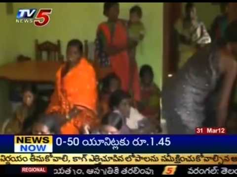 Orissa MLA Wife Request For Release Her Husband(TV5)