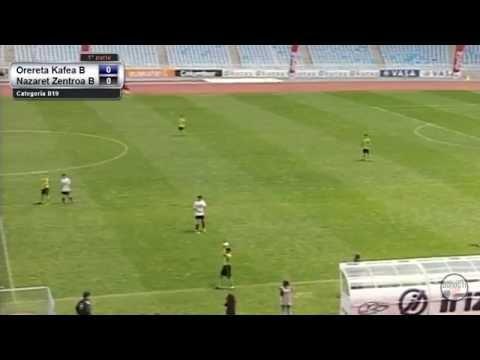 Final B19 Donosti Cup 2014