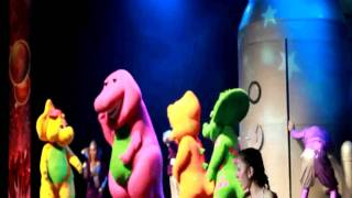 Watch Barney The Itsy Bitsy Spider video