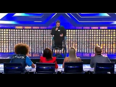 Mick Sattin - The X Factor Australia 2014 - AUDITION [FULL]
