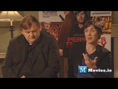 Cillian Murphy & Brendan Gleeson - Irish interview for Perrier's Bounty