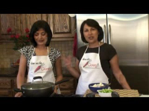 Show Me The Curry! For America's Next Cooking Celebrity