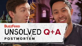 Winchester Mansion - Q+A