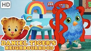 Daniel Tiger 🎨🎒 Adventures at School (Part 2/4)   Videos for Kids