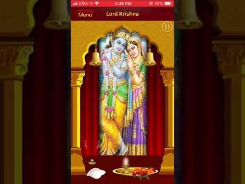 Magalwar aarti jai shiri Jai Shri Krishna best Arati super