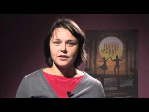 HONEY SPOT - Katya Shevtsov as Peggy Summers