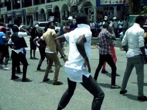 Abuja Flash Mob (Glo XMob)