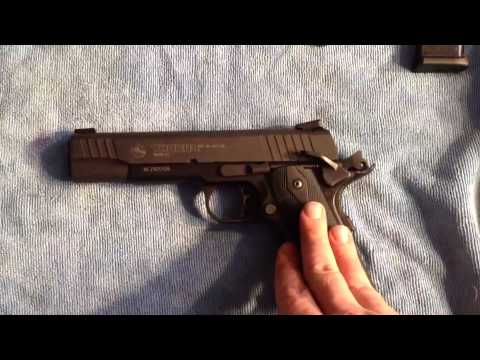 Taurus PT 1911 45 ACP Review