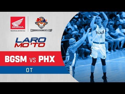 Ginebra vs. Phoenix - OT | PBA Commissioner's Cup 2018