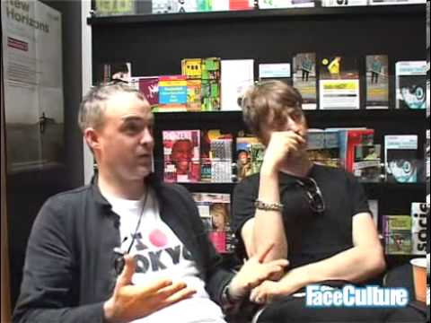 Travis 2007 interview - Fran and Dougie (part 3)