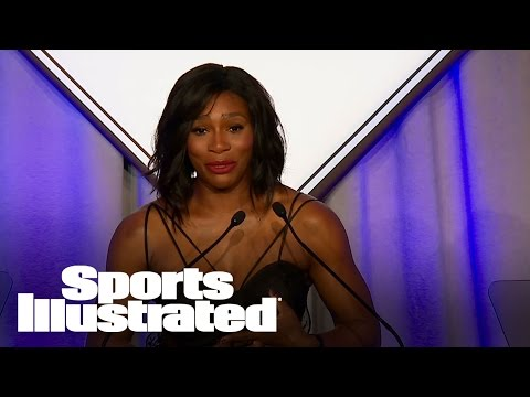 Serena Williams addresses giant horse in the room | Sports Illustrated