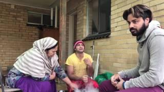 Tayi g vs Beach | Punjabi Funny Video | Latest Sammy Naz