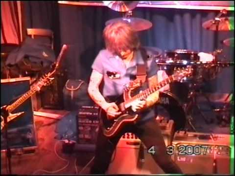 Michael Angelo Batio Guitar Clinic 2007 - Part #2