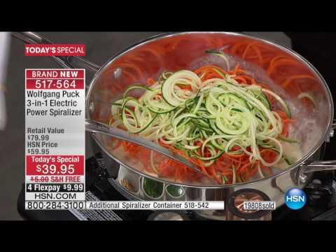 HSN | Chef Wolfgang Puck 02.11.2017 - 11 AM