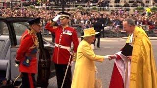 Queen a Diamond in 2012