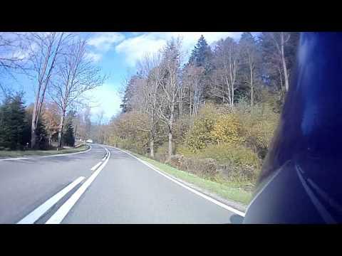 Bieszczady motocyklem Jesień - 10.2013r.