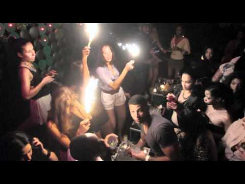 Maino celebrates his B-Day w. Fabolous, & DJ Clue 8-30- 2011 Music Videos