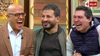 قهوة أشرف - محمد بركات وسيد معوض | الحلقة كاملة 16-4-2019