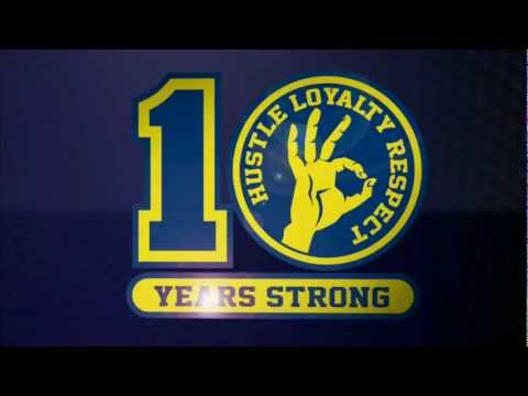 John Cena on 10 years strong in WWE