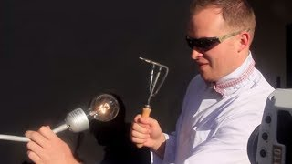 Light Bulb Smash in Super Slow Mo | Slow Mo Lab