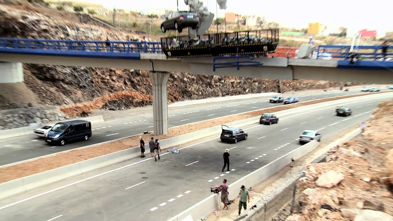 fast furious 6 featurette tenerife bridge collapse youtube. Black Bedroom Furniture Sets. Home Design Ideas