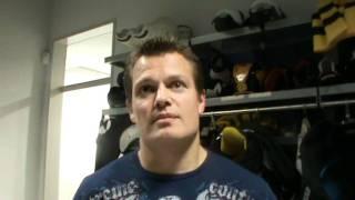 Sami Kapasen haastattelu Bratislavasta 11.8.2011