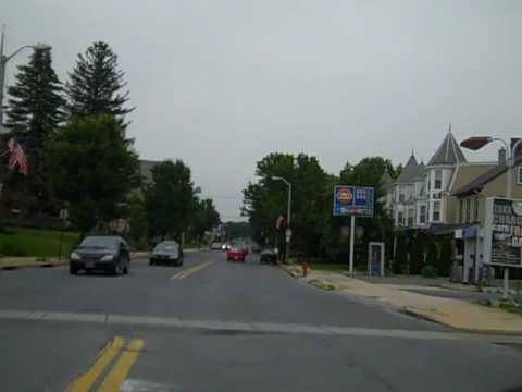 Kutztown, PA West Main St to East Main St.mp4