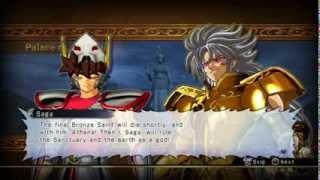 Saint Seiya Brave Soldiers: Sanctuary Arc [ENGLISH] - Episode 17 Part 1
