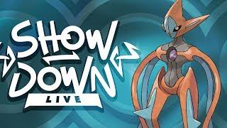 """DEOXYS PRESSURE!"" Pokemon Ultra Sun & Moon! Ubers Showdown Live w/PokeaimMD"
