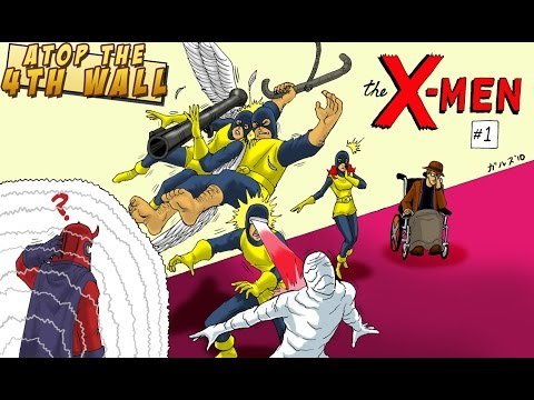 The X-Men #1 - Atop the Fourth Wall