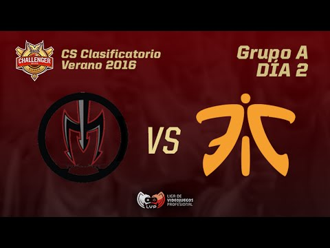 MISFITS vs FNATIC ACADEMY - Clasificatorio Challenger Series