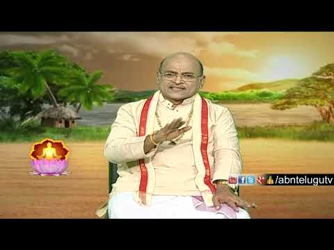 Garikapati Narasimha Rao about How to Eat food | Nava jeevana vedam | ABN Telugu