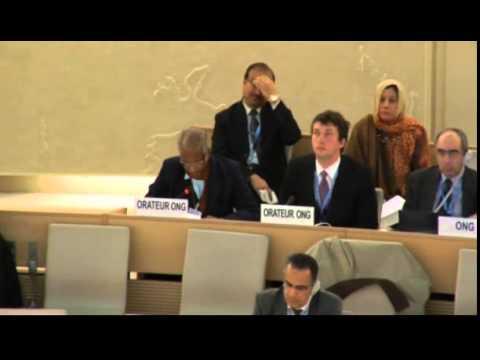 Yogesh Verhade to UNHRC: Cast discrimination in India