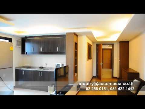 Apartment in Sukhumvit for Rent 36,000 B/mth Prom Pong BTS Bangkok