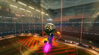 Rocket League [freestyle goal]