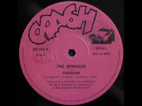 THE WINNERS - FREEDOM (ORIGINAL 12 VERSION) (℗1986)